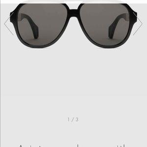 New Gucci Aviators Sunglasses Men